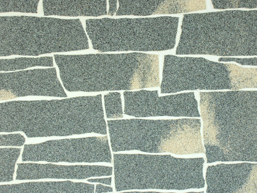 Splitted stone texture